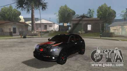 Infiniti FX35 for GTA San Andreas