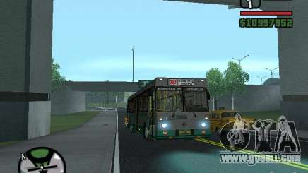 LIAZ 5283.01 for GTA San Andreas