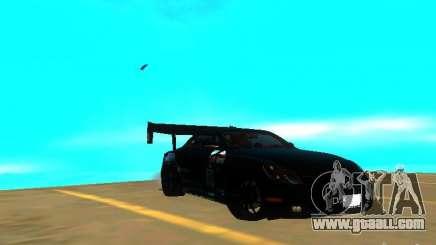 Lexus SC430 Daigo Saito v2 for GTA San Andreas