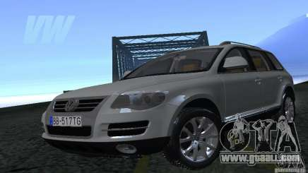 Volkswagen Touareg for GTA San Andreas