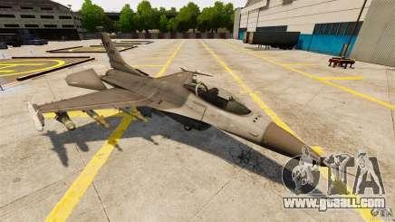 F-16C Fighting Falcon for GTA 4