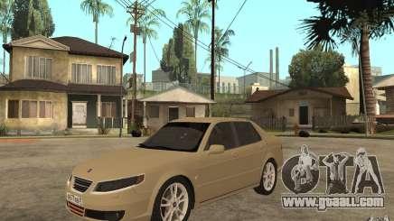 Saab 9-5 for GTA San Andreas