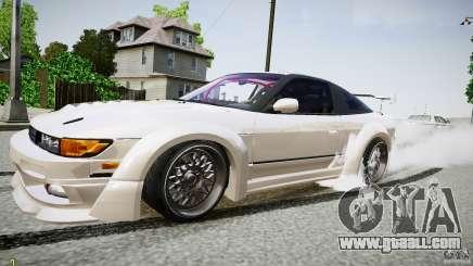 Nissan Sileighty for GTA 4