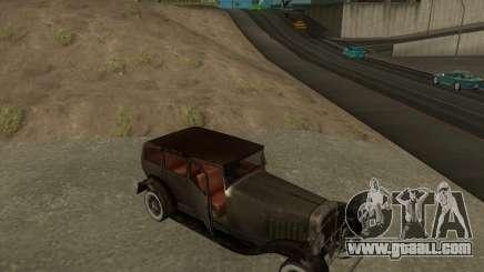 Cadillac BP for GTA San Andreas