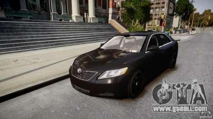 Toyota Camry 2007 (XV40) v1.0 for GTA 4