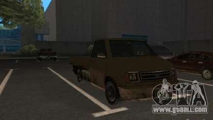 Moonbeam Pickup for GTA San Andreas