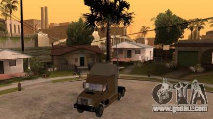SuperZiL v. 2.0 for GTA San Andreas