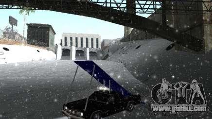 Pickup-Springboard for GTA San Andreas