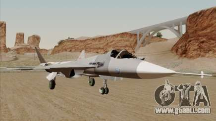 T-50 Pak Fa for GTA San Andreas