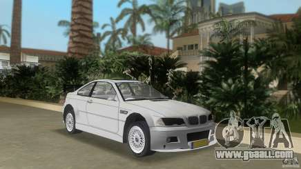 BMW M3 for GTA Vice City