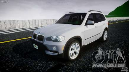 BMW X5 Experience Version 2009 Wheels 214 for GTA 4