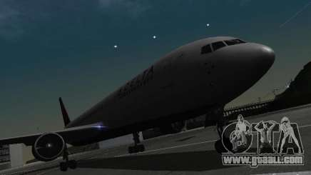 Boeing 767-400ER Delta Airlines for GTA San Andreas