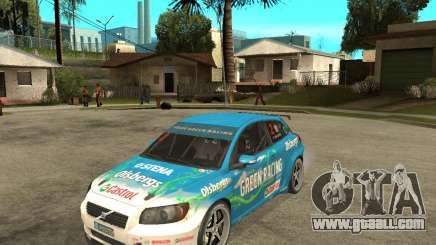 VOLVO C30 STCC for GTA San Andreas
