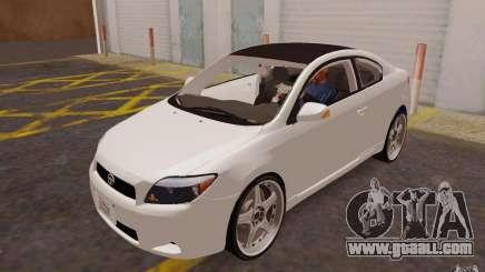 Scion tC for GTA San Andreas