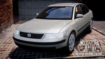 Volkswagen Passat B5 for GTA 4