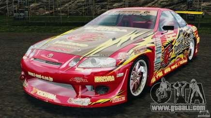 Toyota Soarer for GTA 4