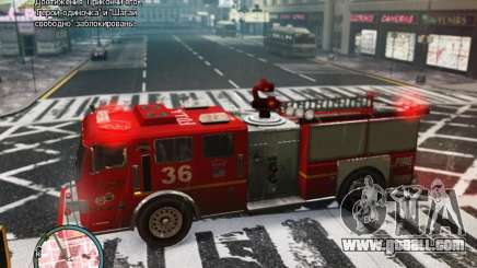 New LCFD Car for GTA 4