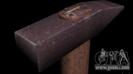 Hammer for GTA San Andreas
