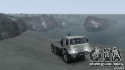 KAMAZ 4310 for GTA 4