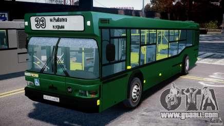 MAZ 103 for GTA 4
