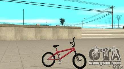 Powermatic BMX 2006 for GTA San Andreas