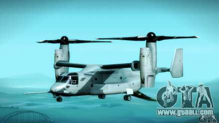 MV-22 Osprey for GTA San Andreas