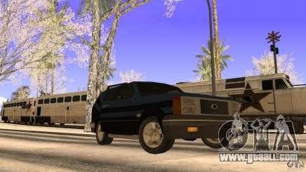 Sandking EX V8 Turbo for GTA San Andreas