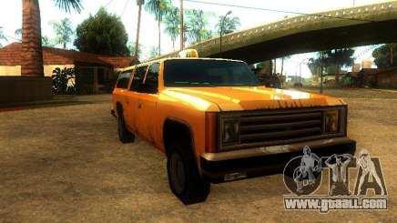 Taxi Rancher for GTA San Andreas