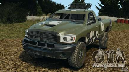 Dodge Power Wagon for GTA 4