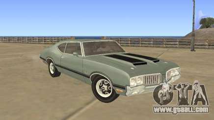 Oldsmobile 442 Cutlass 1970 for GTA San Andreas