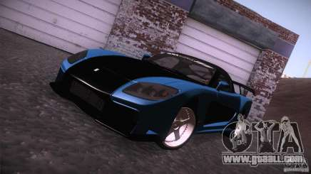 Mazda RX-7 Veilside v3 for GTA San Andreas