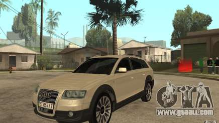 Audi Allroad Quattro for GTA San Andreas