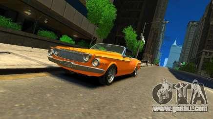 Dodge Dart for GTA 4