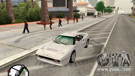 Ferrari 288 Gto for GTA San Andreas
