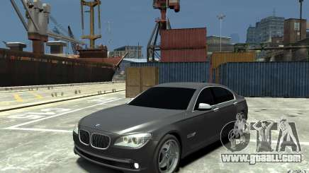 Bmw 750 LI v1.0 for GTA 4