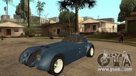 Alfa Romeo 2900B LeMans Speciale 1938 for GTA San Andreas