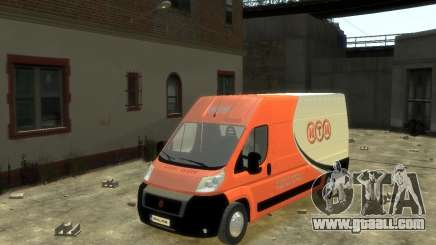 Fiat Ducato for GTA 4