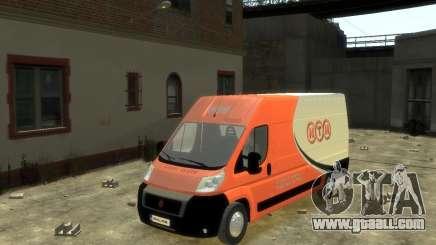 Fiat Ducato for GTA 4
