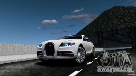 Bugatti Galibier 2009 for GTA 4