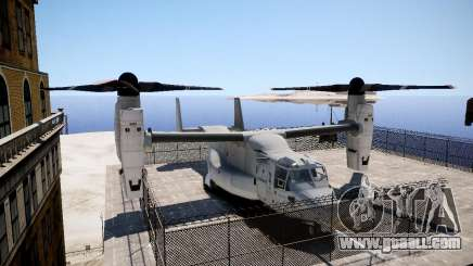 Osprey MV-22 for GTA 4