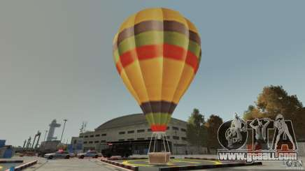 Balloon Tours original for GTA 4