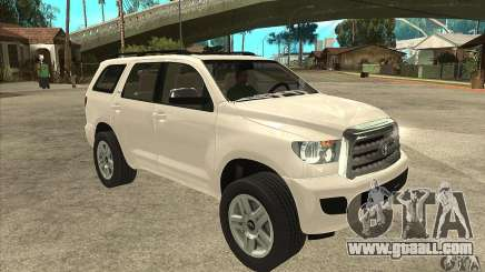 Toyota Sequoia for GTA San Andreas