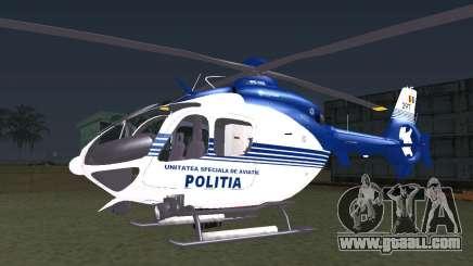 EC-135 Gendarmerie Police for GTA San Andreas