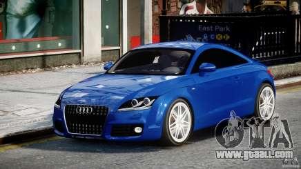 Audi TT RS Coupe v1.0 for GTA 4