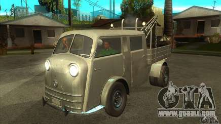Tempo Matador 1952 Towtruck version 1.0 for GTA San Andreas