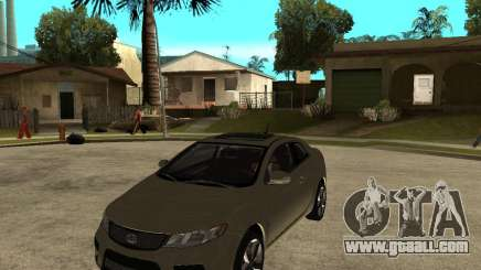 KIA Forte Coup for GTA San Andreas