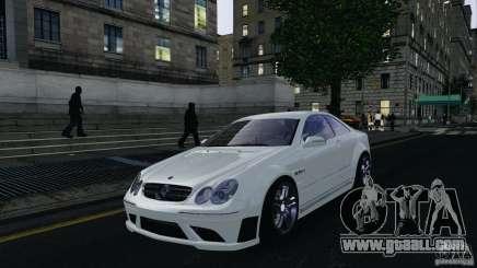 Mercedes-Benz CLK63 AMG for GTA 4