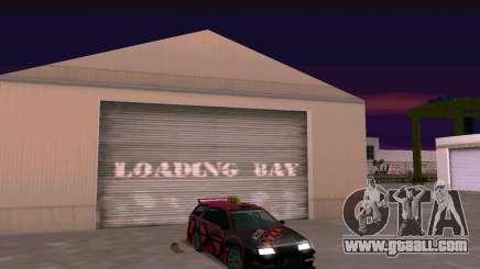 Stratum Tuned Taxi for GTA San Andreas