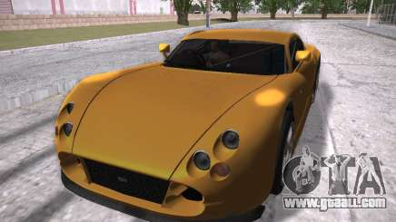 TVR Cerbera Speed 12 for GTA San Andreas