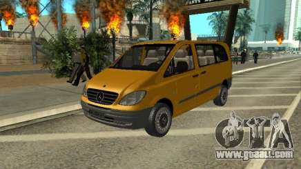 Mercedes-Benz Vito 2003 for GTA San Andreas